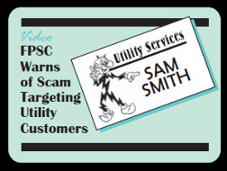 Utility Scam Warning